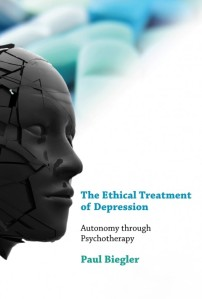 The ethical treatment of depression cover image